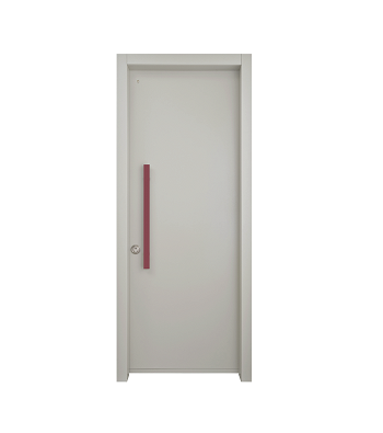 90 mins Fire Rated Entry Door 414 CLASSIC MODEL